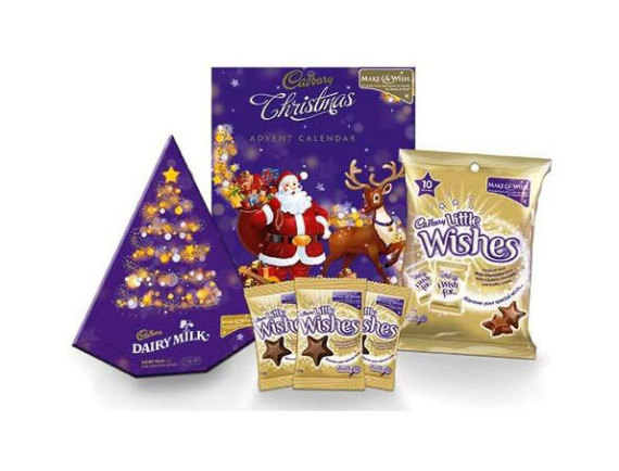 cadbury make a wish advent calendar