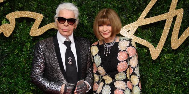 Karl Lagerfeld und Anna Wintour verbindet eine tiefe Freundschaft
