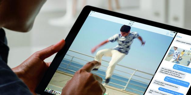 Das neue iPad-Pro im Paxis-Test.