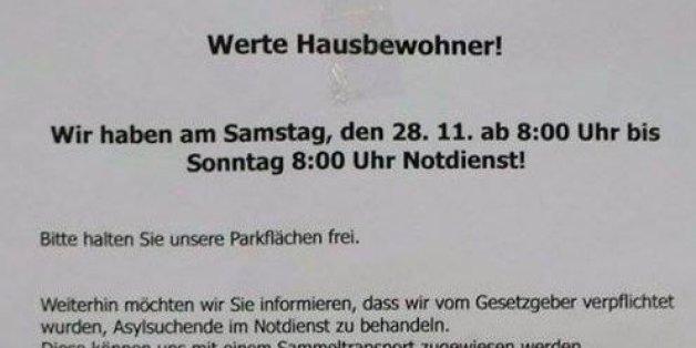 Mit Diesem Brief Hetzt Eine ärztin Deutsche Gegen Flüchtlinge Auf