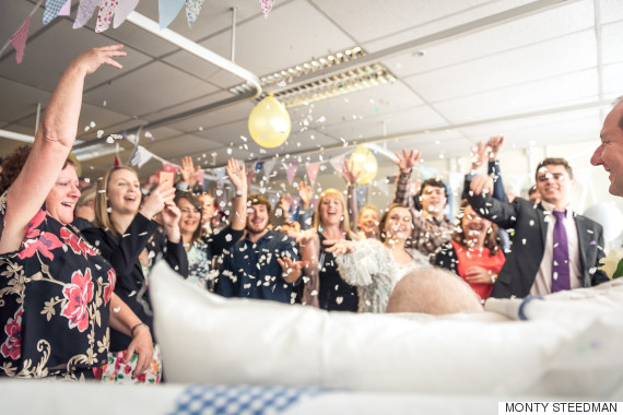wedding confetti