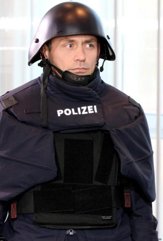 polizei uniform