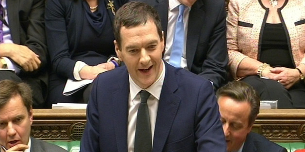 The Chancellor of the Exchequer, George Osborne delivers his joint Autumn Statement and Spending Review to MPs in the House of Commons, London.