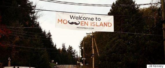 mowen island banner
