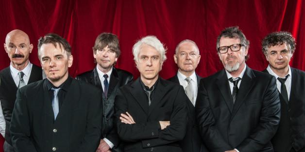 2016 spielen King Crimson wieder in Deutschland.