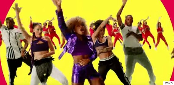fleur east sax video