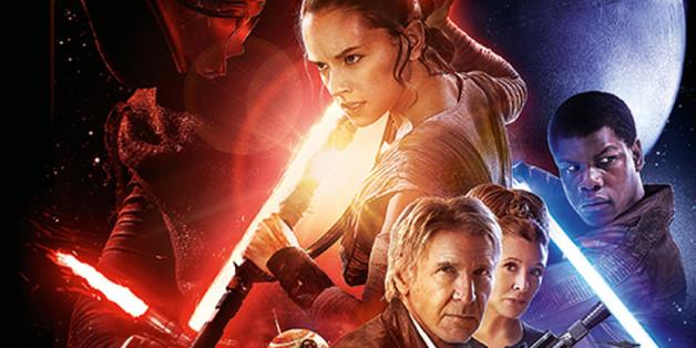 """Am 17. Dezember kommt der neue """"Star Wars""""-Film ins Kino"""
