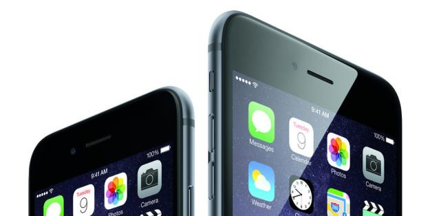Ab 2018 kündigt Apple die neuen Displays an.