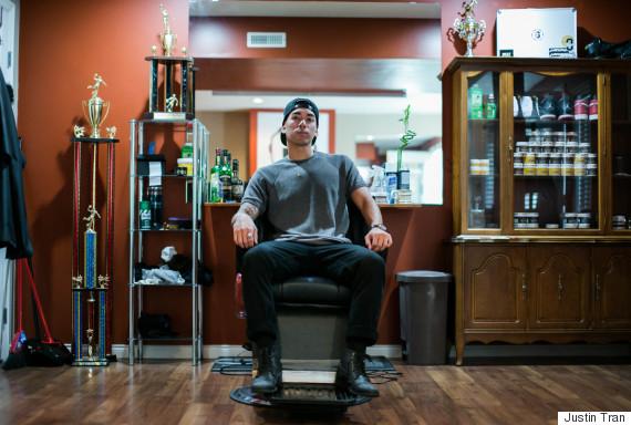barber gino coronado