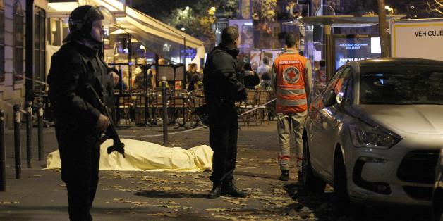 Nach den Attentaten vom 13. November in Paris