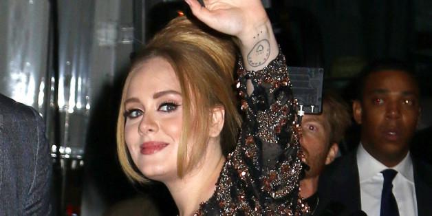 Adele geht im Frühling auf große Europa-Tournee