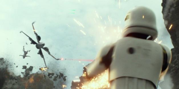 """Noch ein neuer Trailer von """"Star Wars"""""""