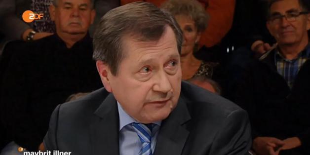 Der russische Botschafter Wladimir Grinin