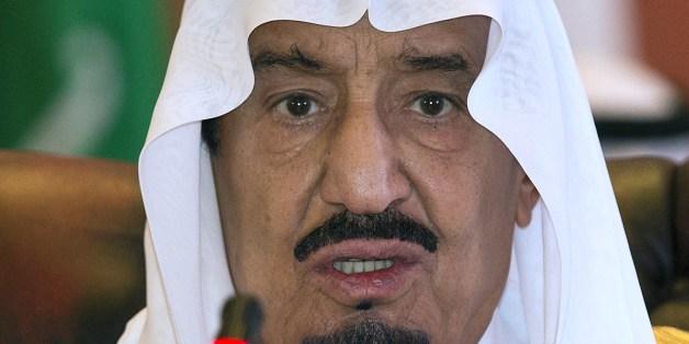 사우디아라비아의 국왕