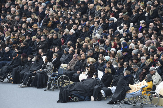 blesses attentats de paris