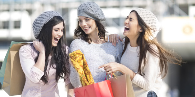 Am Samstag ist Kauf-Nix-Tag - das heißt, man soll auf das Shoppen verzichten.