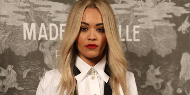 Die Trennung von Calvin Harris war sehr schmerzhaft für Rita Ora