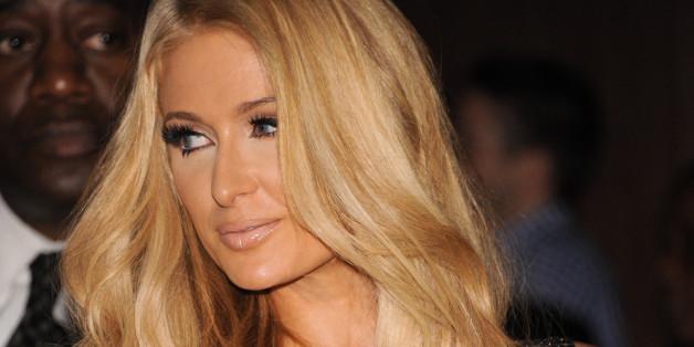 Paris Hilton feiert gern - auch bei der Art Basel