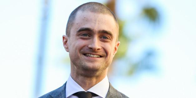 """Daniel Radcliffe wurde mit der Titelrolle in """"Harry Potter"""" weltberühmt"""