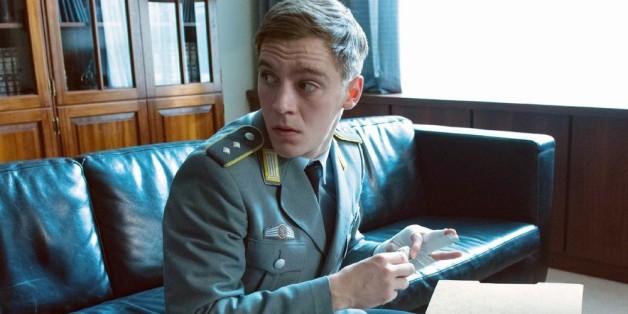 """Martin Rauch alias Moritz Stamm (Jonas Nay) in """"Deutschland 83"""""""