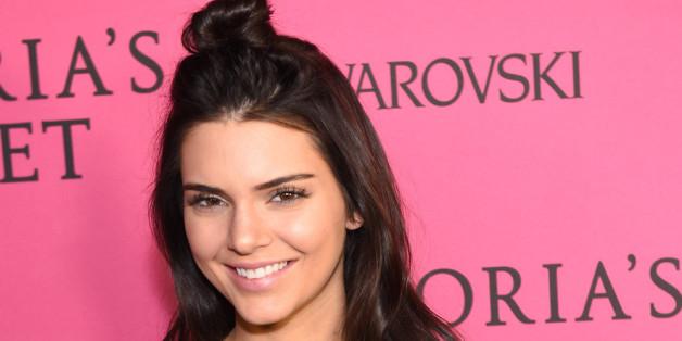 Kendall Jenner spendete Essen an Bedürftige
