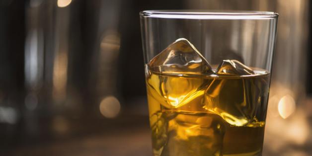 Whiskey ist ein Getränk für Liebhaber.