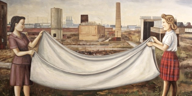 "This is a painting in progress. visit <a href=""http://www.studiobeerhorst.com"" rel=""nofollow"">www.studiobeerhorst.com</a>"