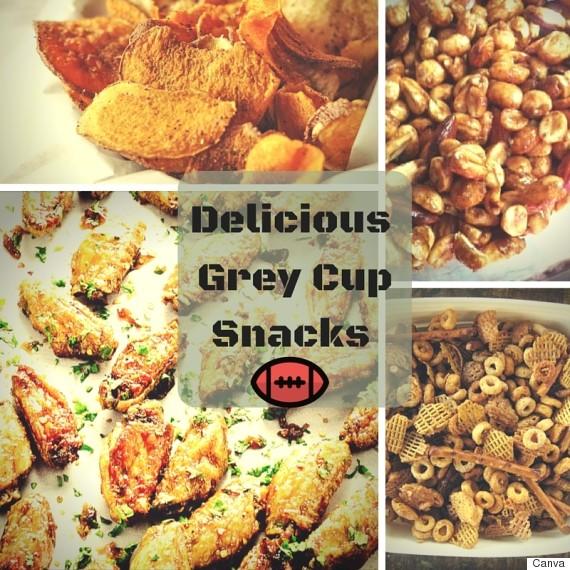 grey cup snacks