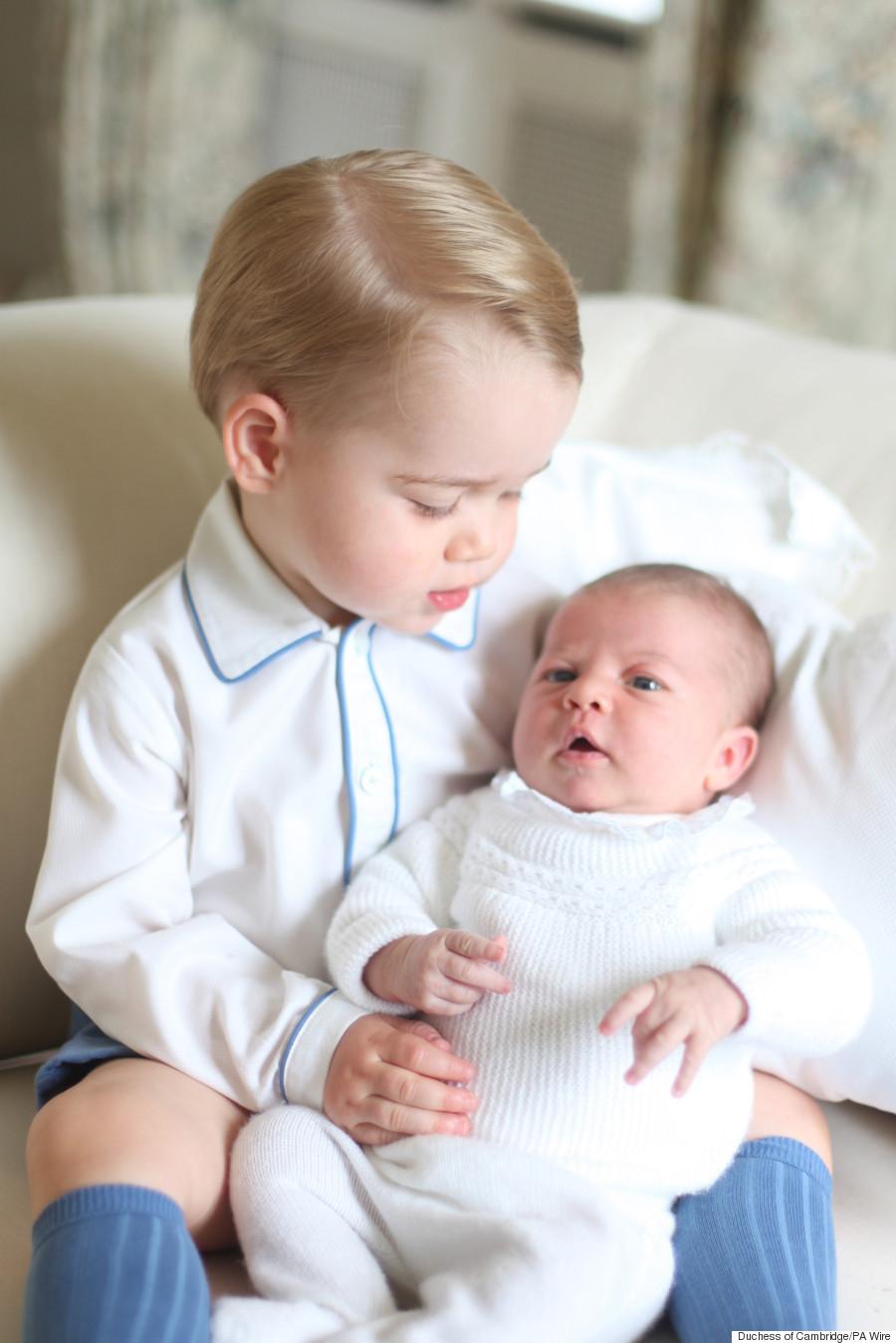princess charlotte george