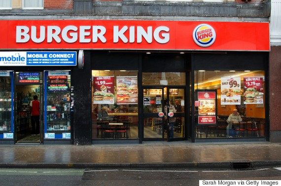 Burger King Becomes First Fast Food Chain In Uk To Serve Alcohol