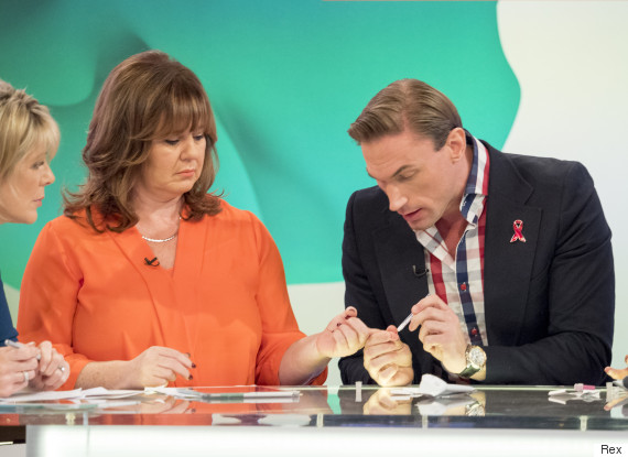 loose women hiv test
