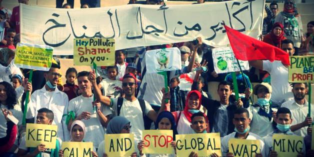 Agadir accueille un sit-in pour le climat