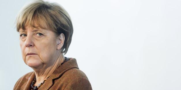 Um Angela Merkel wird es einsam