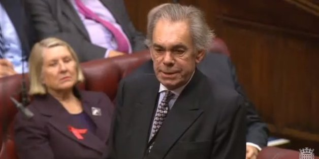"Lord Palmer in the House of Lords yesterday: ""Tipping and service charges are completely outdated in 2015."""