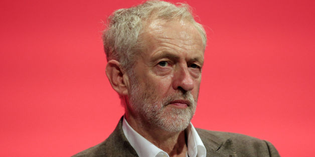 Labour Party leader Jeremy Corbyn, as Labour MPs are to be granted a free vote on air strikes against Islamic State in Syria, following a two-hour shadow cabinet meeting on the issue which has divided the party.