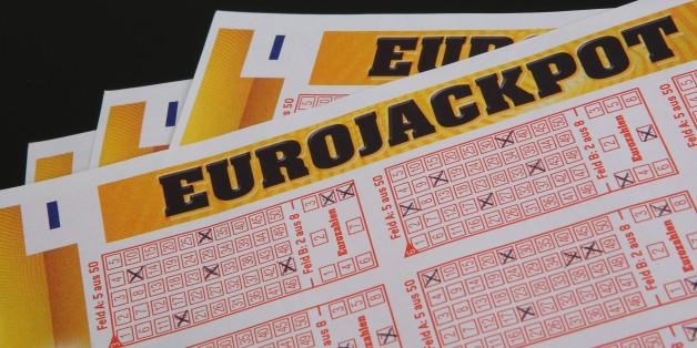 Beim EuroJackpot hat ein Ehepaar 32,6 Millionen Euro gewonnen (Symbolbild)
