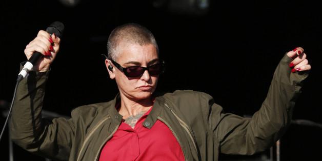 Sinéad O'Connor durchlebt gerade eine schwere Zeit.
