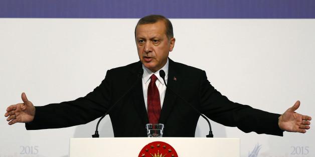 레제프 타이이프 에르도안 (Recep Tayyip Erdogan) 터키 대통령