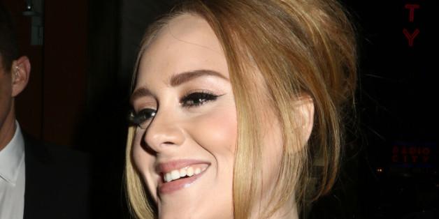 """Adele verriet nun wieso es """"25"""" nicht bei Spotify gibt."""
