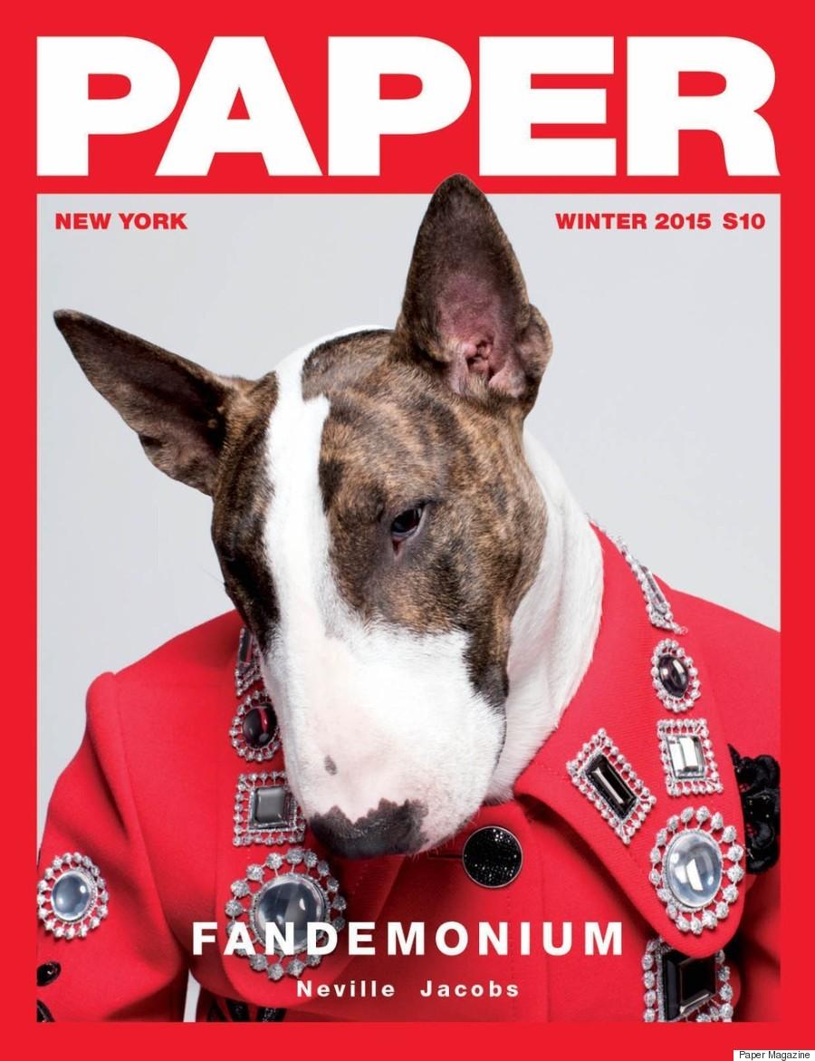 neville jacobs paper magazine