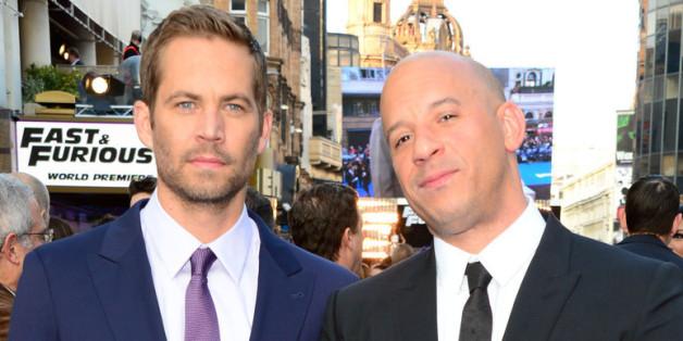 Paul Walker und Vin Diesel sind Freunde fürs Leben und darüber hinaus