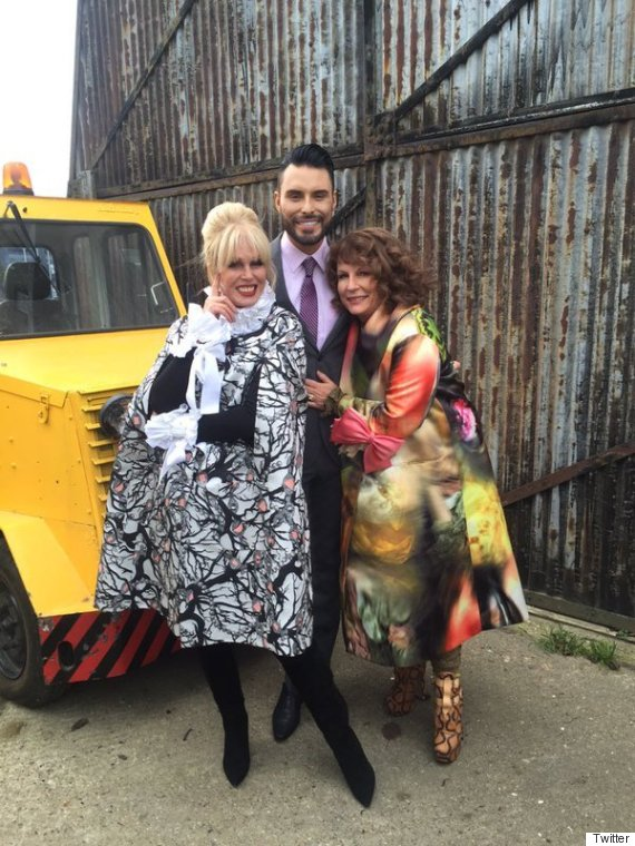 rylan absolutely fabulous
