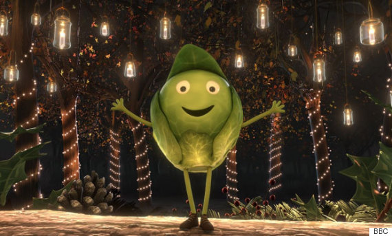 sprout boy bbc christmas