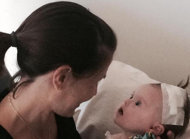 baby abigail downsyndrom