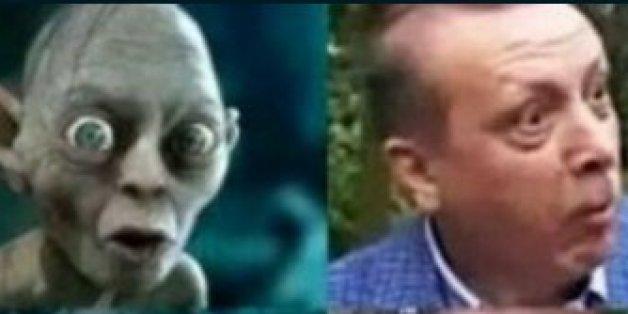 Ein Arzt teilte einen Vergleich mit Erdogan und Gollum.