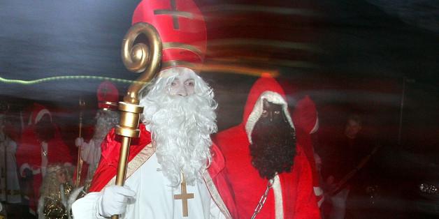 Nikolaus und Krampus - die beiden kommen in der Nacht zum 6. Dezember