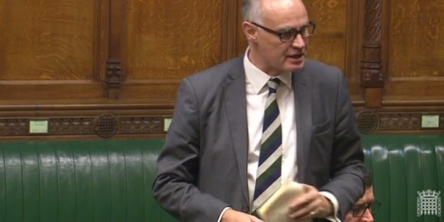 Foreign Affairs Select Committee chairman Crispin Blunt