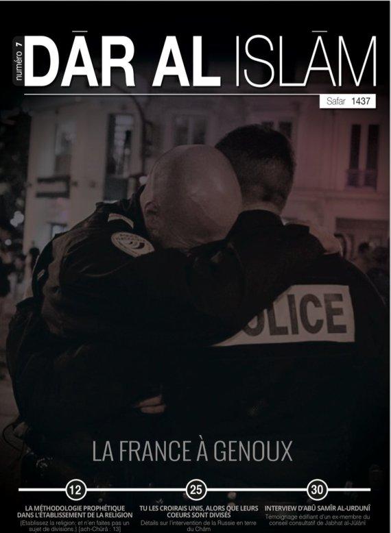 policiers attentats