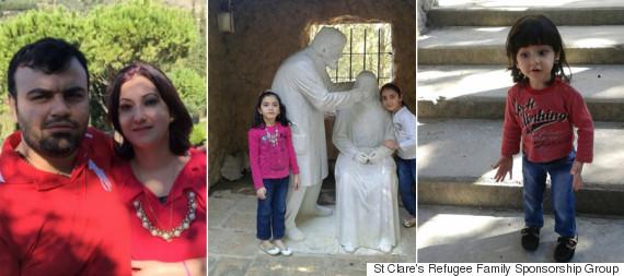 iraqi refugees canada