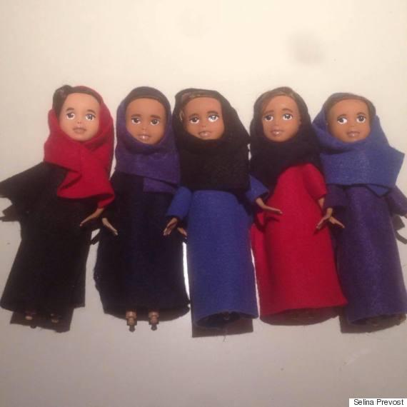 bratz dolls syrian children selina prevost
